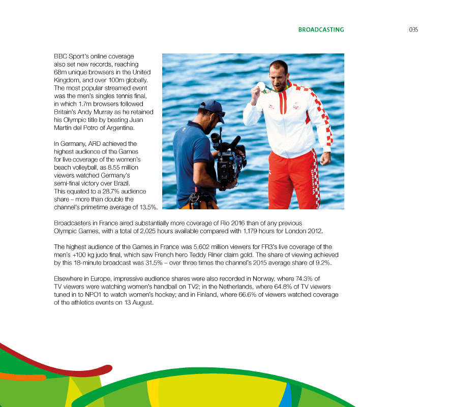 IOC Rio 2016 Marketing Report